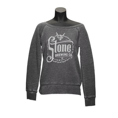 Slouchy Sweatshirt brewing womens slouchy sweatshirt