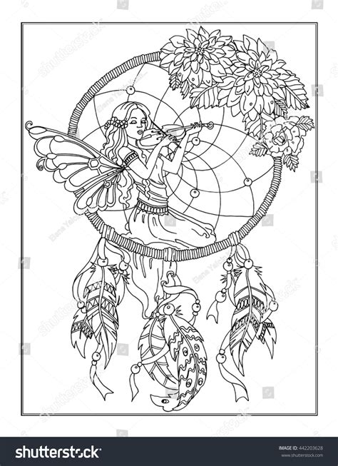 fairytale weddings an coloring book an enchanting coloring book books 214 ver 1 000 bilder om dreamcatcher coloring pages for