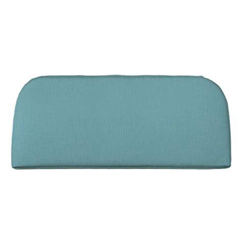 settee bench cushion hton bay jovie tufted outdoor bench cushion je12393b