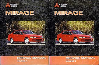 car owners manuals free downloads 2000 mitsubishi mirage parental controls 2000 mitsubishi mirage repair shop manual set original