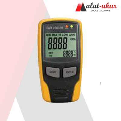 Alat Ukur Suhu Microlite Usb alat pengukur suhu ruangan dan kelembaban amt116 data