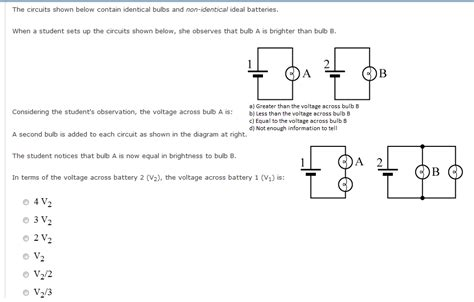 shows three circuits with identical batteries inductors and resistors shows three circuits with identical batteries inductors and resistors 28 images physics