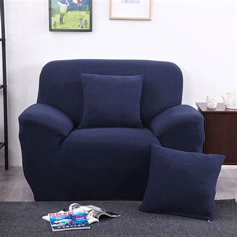 one arm sofa slipcover arm chair one seater sofa cover slipcover stretch lounge