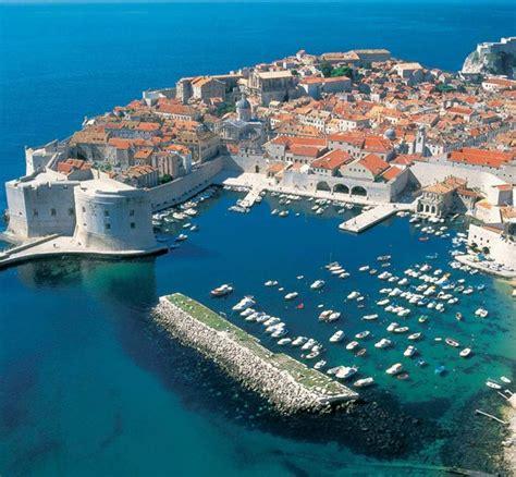 croatia  yacht week places id    pinterest