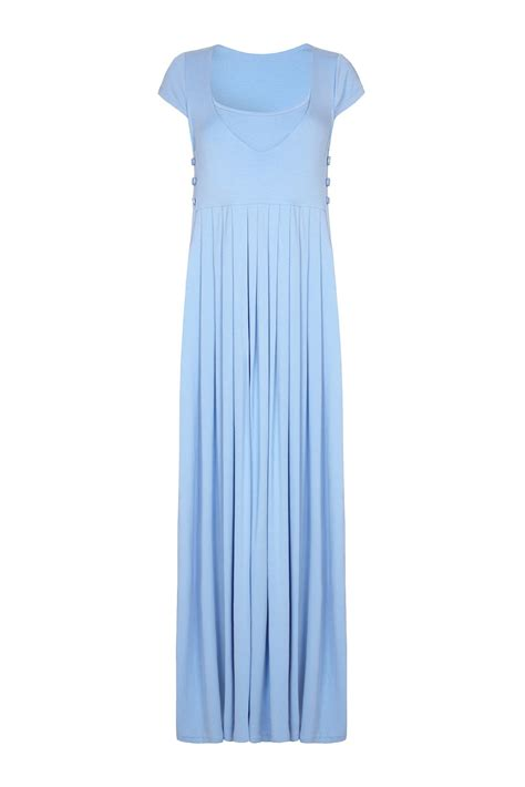 light blue pleated dress light blue maternity maxi dress gowns ideas