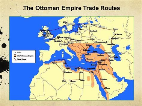 Trade Routes Of The Ottoman Empire Beyond The Media Hype