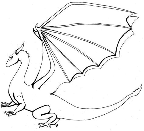 printable dragon templates dragon template animal templates free premium templates