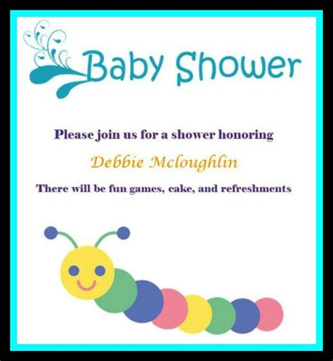 invite for baby shower at work baby shower at work and an update then i met her