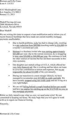 Sle Hardship Letter For Keep Your Home California How To Prepare A Hardship Letter For A Mortgage Lender Dummies