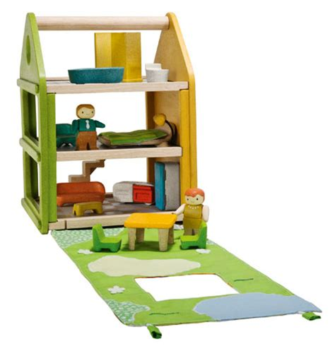 Plan Toys Play House Toy Madness
