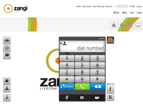 mobile voip connect zangi new mobile voip player in town