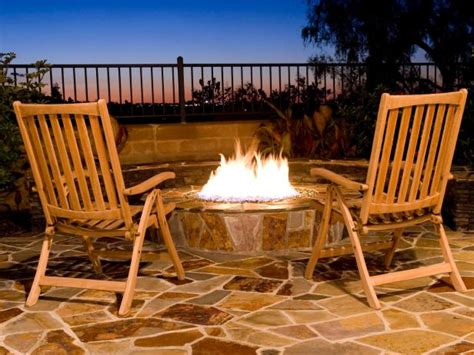 diy pit chairs outdoor room decorating ideas pictures hgtv