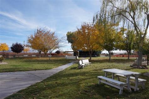 pahrump valley winery in autumn at wine ridge picture of