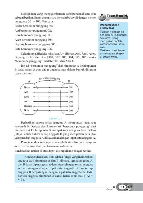 buku paket matematika 8 buku matematika kelas 8
