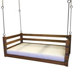 porch swing beds porch swing the quot ion quot swing bed bedswing farmhouse