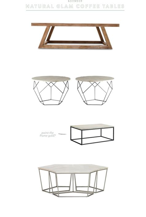 West Elm Origami Table - on the hunt for coffee tables pencil shavings