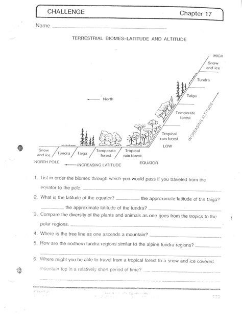 Ecology Worksheets by Ecology Worksheets Worksheets Releaseboard Free