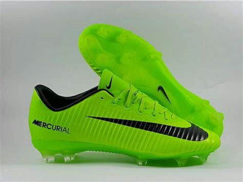 Sepatu Bola Nike Vapor jual sepatu bola nike mercurial vapor 11 green fg di lapak