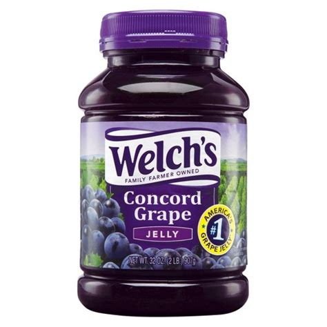 Jellys S welch s concord grape jelly 32oz target