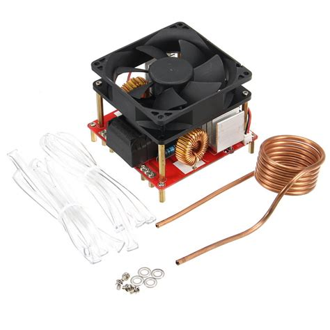 induction heater driver 20a zvs induction heating board flyback driver heater with ignition coil alex nld