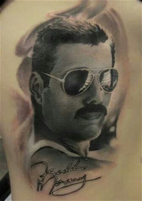 freddie mercury tattoo freddie mercury tattoos