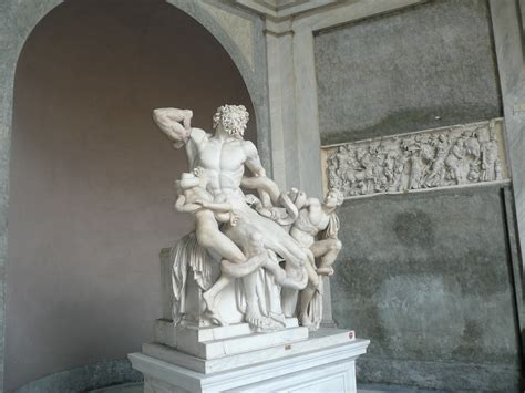 famous greek statues the vatican museum opulence grandeur and great art