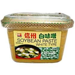 buy hanamaruki white shinshu shiro miso paste shop online for japanese food uk and london
