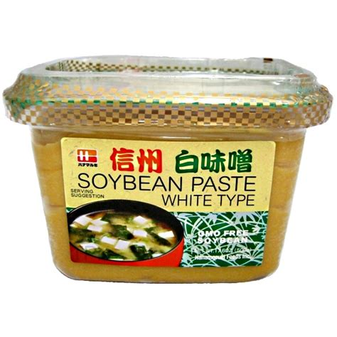 Buy Hanamaruki White Shinshu Shiro Miso Paste   Shop Online for Japanese Food   UK and London