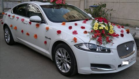 decorate your car for indian wedding car decorations www pixshark images