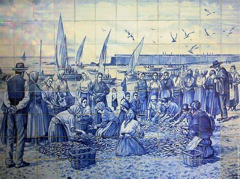 azulejos portugal clothespeggs azulejos