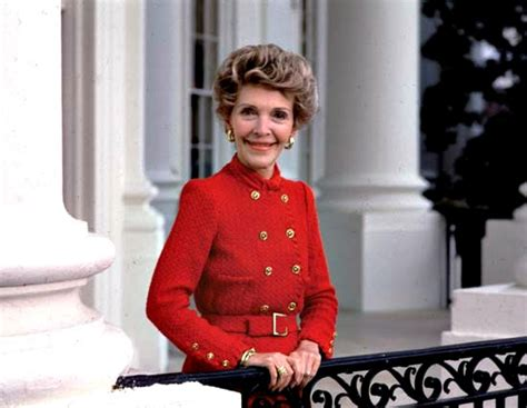nancy reagan us former first lady nancy reagan has died at age 94