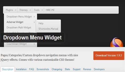 menu layout wordpress plugin 10 best menu wordpress plugins wptemplate com