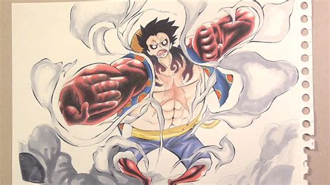 4 Anime One by One Luffy Gear 5 Www Imgkid The Image Kid