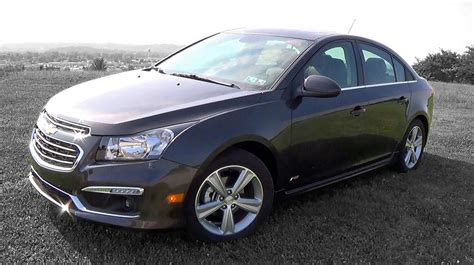chevrolet cruze limited review youtube
