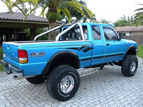 buy car manuals 1994 ford ranger engine control buy used 1994 ford ranger xlt 4x4 v6 4 0 l in miami florida united states