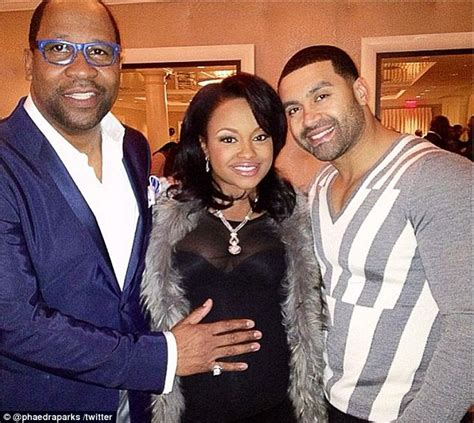phaedra parks siblings does phaedra parks have sisters and brothers