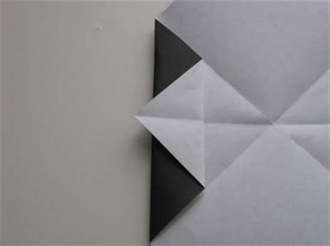 Origami Scottie - origami scottie folding how to fold an