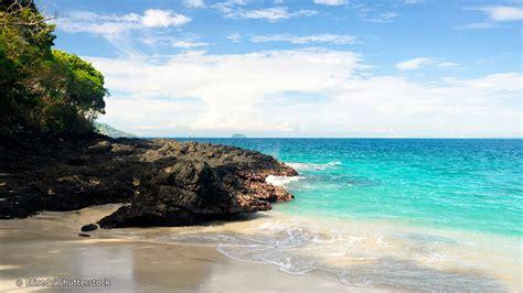 bias tugel beach  east bali hidden white sand beach