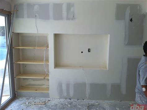 built in wall shelves with tv 17 best ideas about tv wall shelves on tv