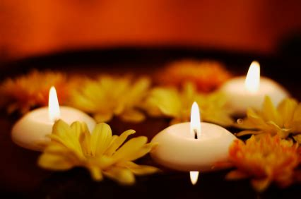 candele etniche the real side of relaxation with scented candles
