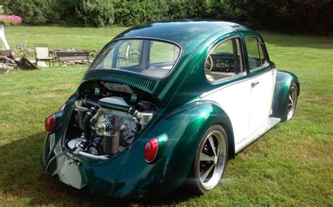 Volkswagen Beetle Turbo Kit by Custom 67 Vw Beetle Turbo For Sale Photos Technical