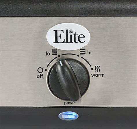 maximatic ewmst 325 elite platinum cooker free shipping elite platinum ewmst 325 maxi matic