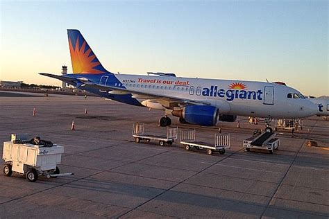 Allegiant Air Sweepstakes - allegiant air to add 4th flight between st cloud mesa