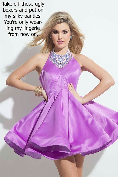 bee bee satin sissy dress pin by elly on sissy pictures pinterest captions tg
