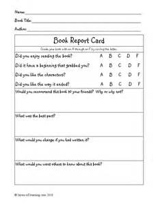 The Report Card Book Homeschool Printable Report Card Template About