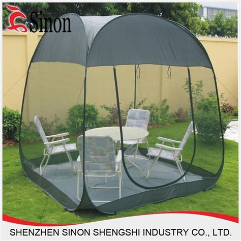 steel wire mosquito tent pop up outdoor family larger