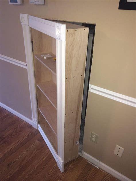 hidden door  drywall hidden doors secret rooms