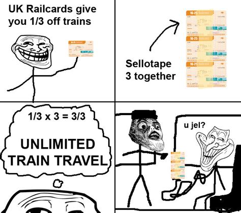 Troll Physics Meme - meme comics troll science