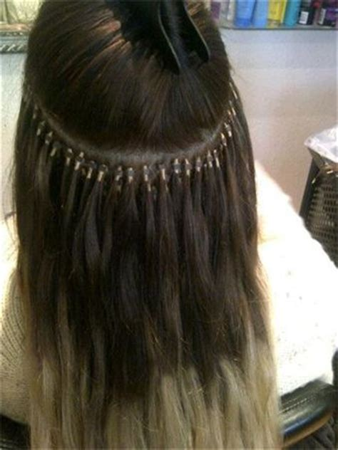 micro ring hair extensions aol a touch of silk edinburgh micro ring