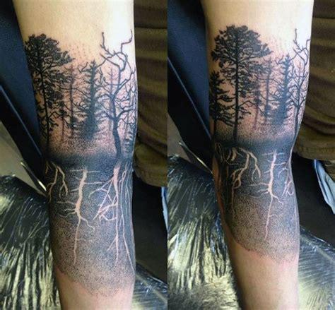 quarter sleeve tattoo pinterest cool mens tree roots quarter sleeve tattoo tree tats